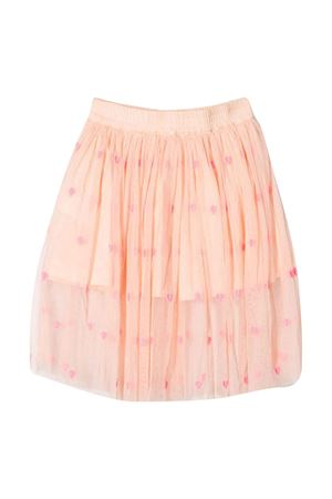 Pink skirt with embroidery Stella McCartney Kids  STELLA MCCARTNEY KIDS | 15 | 588500SOKE05771