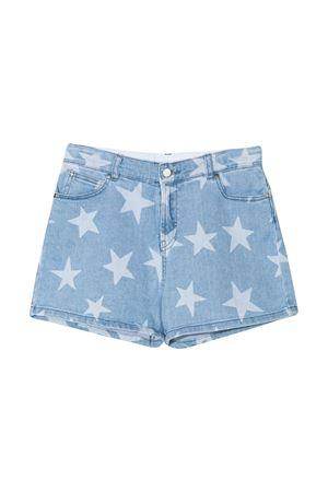Blue shorts Stella McCartney kids teen  STELLA MCCARTNEY KIDS | 30 | 588554SOKE34163T