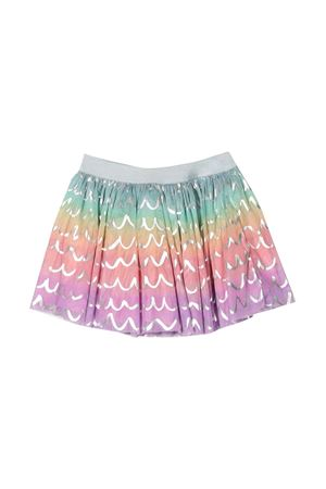 Gonna teen multicolor con dettagli argento Stella McCartney kids STELLA MCCARTNEY KIDS | 15 | 588555SOKE18489T