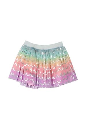 Multicolor skirt with silver details Stella McCartney kids STELLA MCCARTNEY KIDS | 15 | 588555SOKE18489