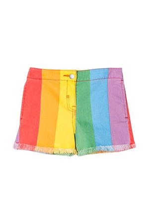 Multicolor striped shorts Stella McCartney kids  STELLA MCCARTNEY KIDS | 30 | 588563SOKA58489