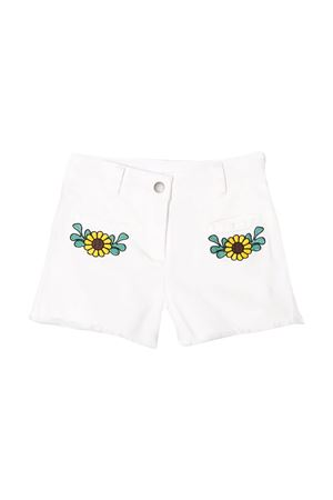 Shorts bianco Stella McCartney kids STELLA MCCARTNEY KIDS | 30 | 588592SOKA19232