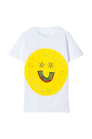White t-shirt Stella McCartney kids  STELLA MCCARTNEY KIDS | 8 | 588684SOJ759082
