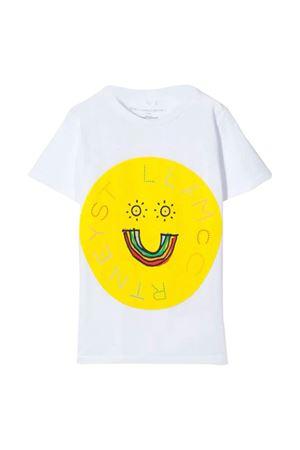 T-shirt bianca Stella McCartney kids teen STELLA MCCARTNEY KIDS | 8 | 588684SOJ759082T