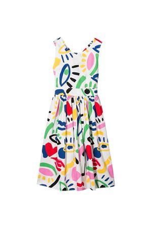 White dress Stella McCartney kids  STELLA MCCARTNEY KIDS | 11 | 588687SOK519084