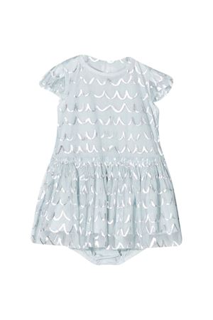 Abito con stampa metallizzata Stella McCartney Kids STELLA MCCARTNEY KIDS | 11 | 589692SOKE24261