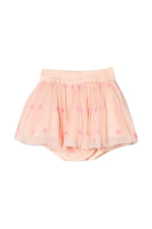 Pink skirt with embroidery Stella McCartney Kids STELLA MCCARTNEY KIDS | 15 | 589719SOKE05771