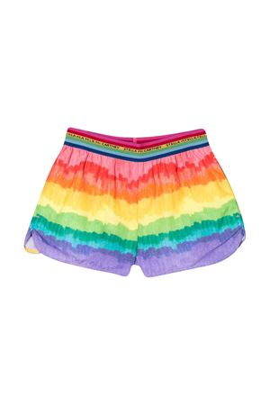 Rainbow teen shorts Stella McCartney Kids STELLA MCCARTNEY KIDS | 30 | 596556SOKF68489T