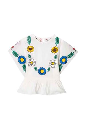 Blusa bianca Stella Mccartney kids STELLA MCCARTNEY KIDS | -682660574 | 596566SOK629232