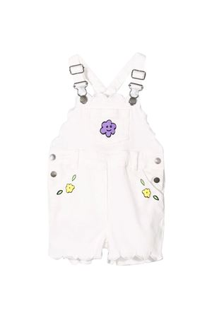 Salopette bianca Stella McCartney kids STELLA MCCARTNEY KIDS | 1481122335 | 597996SOKG09232