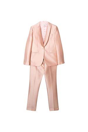 Pink teen suit Stella McCartney kids  STELLA MCCARTNEY KIDS | 19 | 600183SOKF15769T