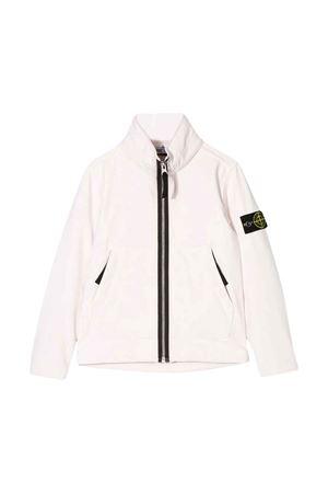 Teen White jacket Stone Island Junior. STONE ISLAND JUNIOR | 13 | 721640834V0097T