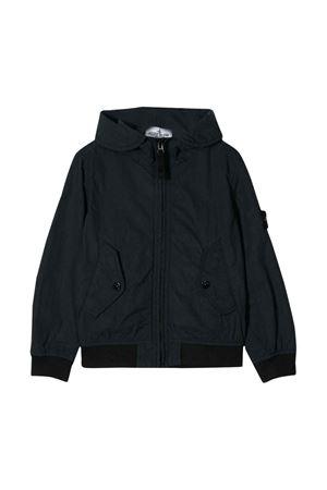 Blue lightweight jacket Stone Island junior  STONE ISLAND JUNIOR | 13 | 721640930V0020