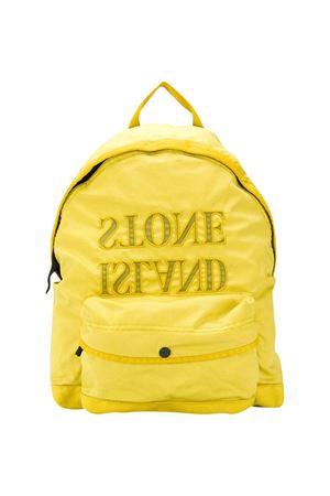 Yellow backpack Stone Island Junior STONE ISLAND JUNIOR | 279895521 | 721690368V0038
