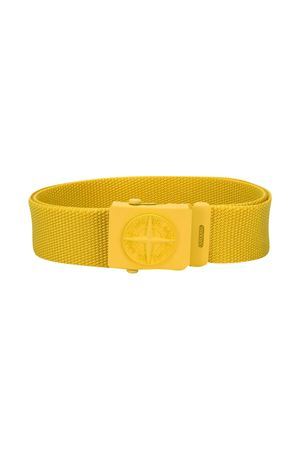 Yellow Stone Island Junior belt  STONE ISLAND JUNIOR | 22 | 721690461V0038
