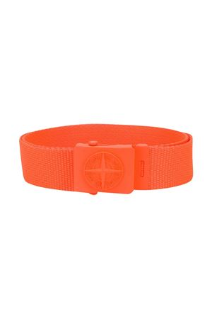 Orange Stone Island Junior belt STONE ISLAND JUNIOR | 22 | 721690463V0F32