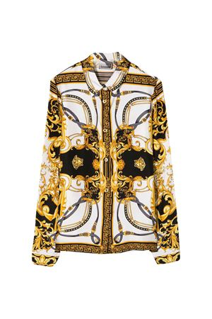 Shirt with multicolor press Young Versace YOUNG VERSACE | 5032334 | YC000086A233325A7001