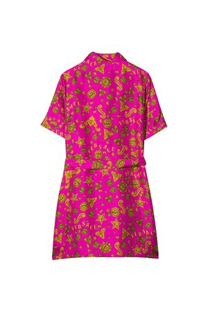 Fuchsia dress with press Young Versace YOUNG VERSACE | 11 | YC000188A232649A7230