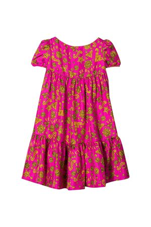 Teen fuchsia dress with press Young Versace YOUNG VERSACE | 11 | YC000193A232649A7230T
