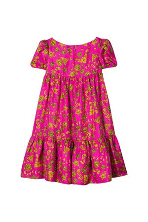 Fuchsia dress with press Young Versace YOUNG VERSACE | 11 | YC000193A232649A7230