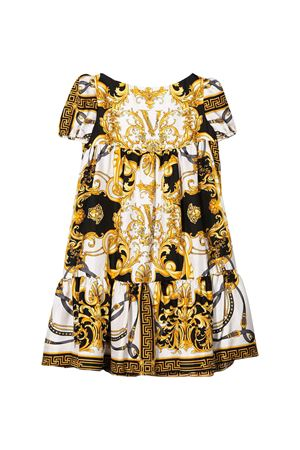 Flared dress with baroque press Young Versace YOUNG VERSACE | 11 | YC000193A233325A7001