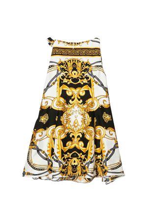Abito midi barocco svasato Young Versace YOUNG VERSACE | 11 | YC000241A233325A7001