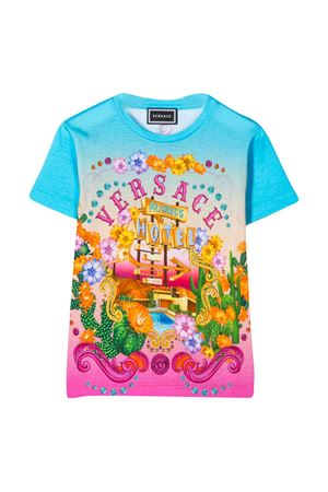 Palm Springs Hotel t-shirt Young Versace YOUNG VERSACE | 8 | YC000249A232865A7000