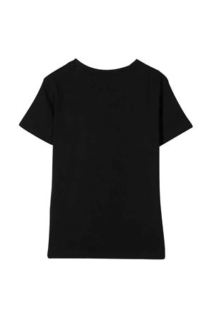 Black t-shirt with logo Young Versace YOUNG VERSACE | 8 | YC000280YA00079A1008