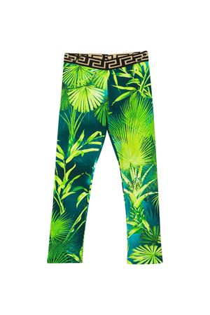 Trousers with tropical press Young Versace YOUNG VERSACE | 9 | YC000395A235479A7488