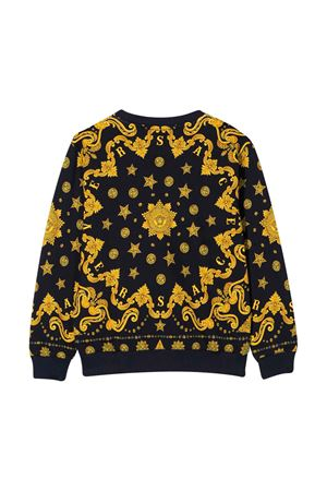 Sweatshirt with baroque press Young Versace YOUNG VERSACE | -108764232 | YD000089A232755A7388