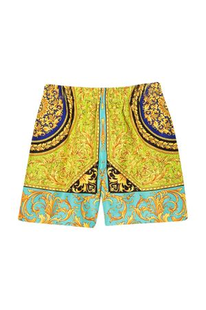Costume con stampa barocca Young Versace YOUNG VERSACE | 85 | YD000150A233913A7480