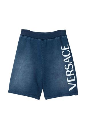 Faded blue shorts Young Versace YOUNG VERSACE | 5 | YD000187A233028A1380