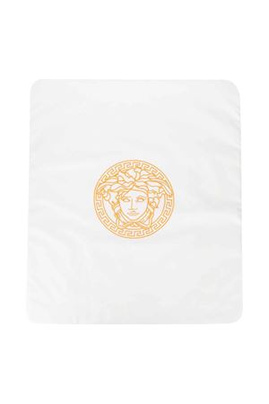 Coperta bianca con stampa barocca Young Versace YOUNG VERSACE | 69164127 | YE000082A233329A7001