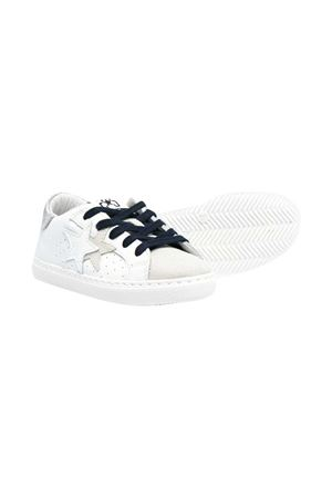 Low sneakers with 2Star kids logo patch 2Star kids | 12 | 2SB2028007B
