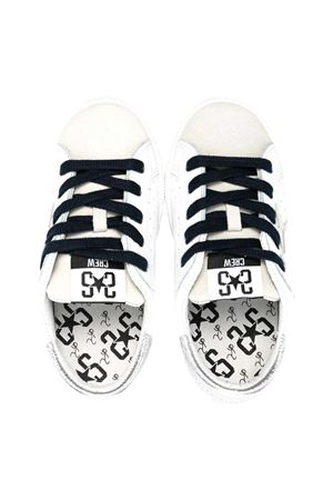Low teen sneakers with 2Star kids logo patch 2Star kids | 12 | 2SB2028007T