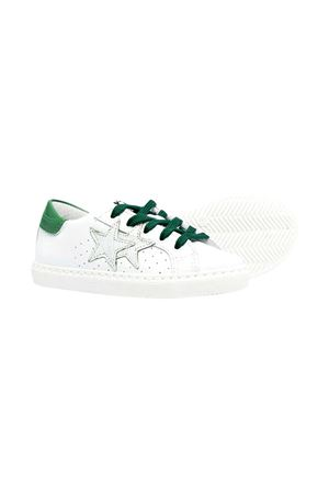 Teen sneakers with contrasting detail 2Star kids 2Star kids | 12 | 2SB2035027T
