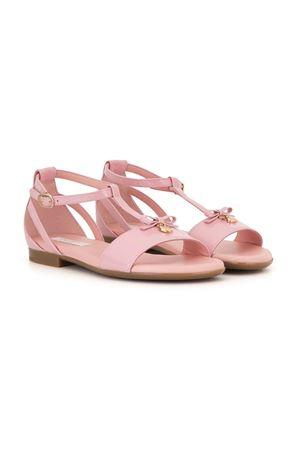 Sandali rosa Dolce & Gabbana kids Dolce & Gabbana kids | 5032315 | D10457A132880416