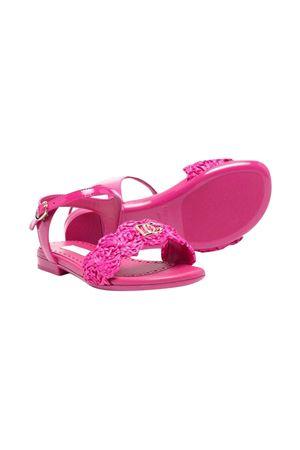 Sandali fucsia Dolce & Gabbana Kids Dolce & Gabbana kids | 5032315 | D11025AG9528N423