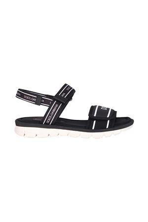 Sandali neri Dolce & Gabbana Kids Dolce & Gabbana kids   5032315   DA0970AO2608B939