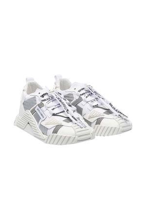 Sneakers bianche chunky Dolce & Gabbana Kids Dolce & Gabbana kids | 90000020 | DA0974AO2248B930
