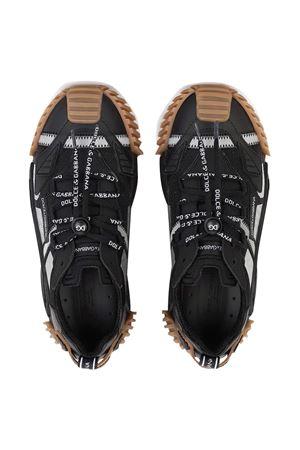 Dolce & Gabbana Kids black sneakers  Dolce & Gabbana kids | 90000020 | DA0974AO2248B956