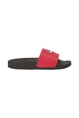Dolce & Gabbana Kids black slippers  Dolce & Gabbana kids | 11041766 | DD0318A11608B967