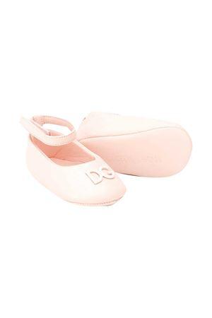 Ballerine rosa Dolce & Gabbana Dolce & Gabbana kids | -216251476 | DK0065A129380400