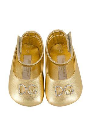 Ballerine oro Dolce & Gabbana kids Dolce & Gabbana kids | -216251476 | DK0065A6C6689869