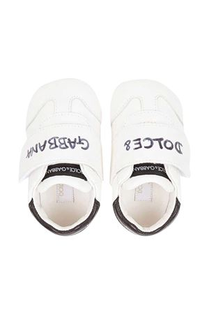 Sneakers bianche Dolce & Gabbana Kids Dolce & Gabbana kids | 90000020 | DK0109AH628HWF57