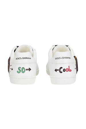 Sneakers bianche Dolce & Gabbana Kids Dolce & Gabbana kids | 90000020 | EA0900B5294HWF57