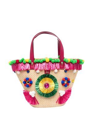 Borsa con applicazioni multicolor Dolce&Gabbana kids Dolce & Gabbana kids | 31 | EB0054AO7018N084