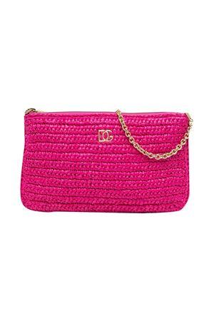 Clutch con applicazione Dolce&Gabbana kids Dolce & Gabbana kids   31   EB0227A407780411