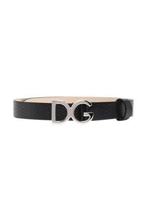 Cintura nera Dolce & Gabbana Kids Dolce & Gabbana kids | 22 | EC0060A806680999