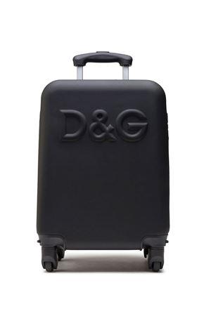 Dolce & Gabbana Kids black trolley  Dolce & Gabbana kids | -800618427 | EM0098AN88380999